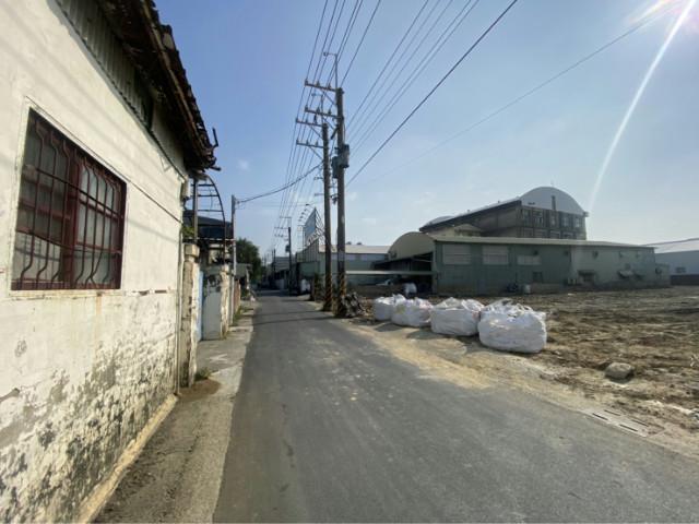 永康640坪乙工廠房,台南市永康區自強路