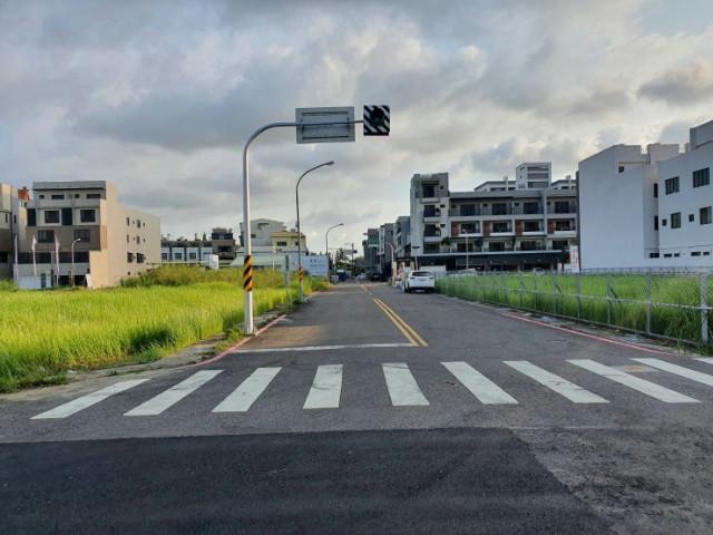 新宅重劃區百坪建地,台南市安南區新宅路