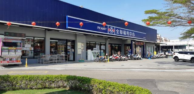 永康區公所雙車墅,台南市永康區中山北路
