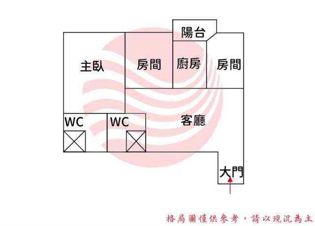 立人國小3房寓,台南市北區公園南路