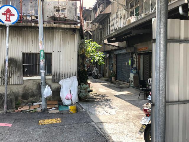 南英商工建地,台南市中西區南門段