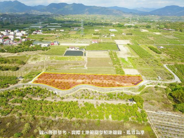 玉井三和4.9分農地『城鄉發展區』